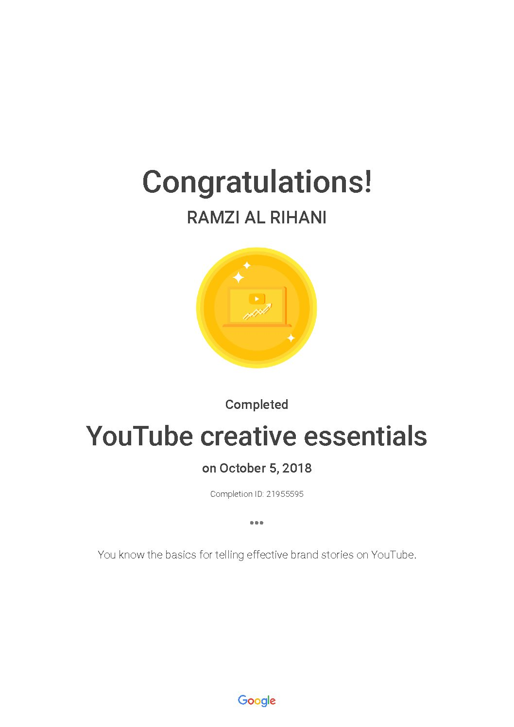 YouTube creative essentials _ Google